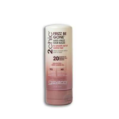 Giovanni 2 Chic Frizz Be Gone Anti-Frizz Hair Balm 147ml