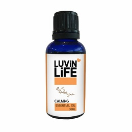 Luvin Life 100% Pure Essential Oil Blend - Calming 30ml