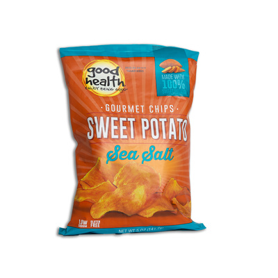 Good Health Sweet Potato Chips 141.7g