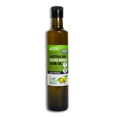 Absolute Organic Australian Extra Virgin Olive Oil 500ml