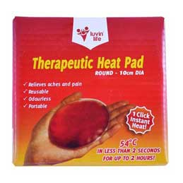 Luvin Life Therapeutic Heat Pad Small Round