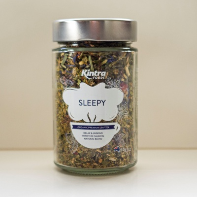 Kintra Organic Sleepy Loose Leaf Tea 60g