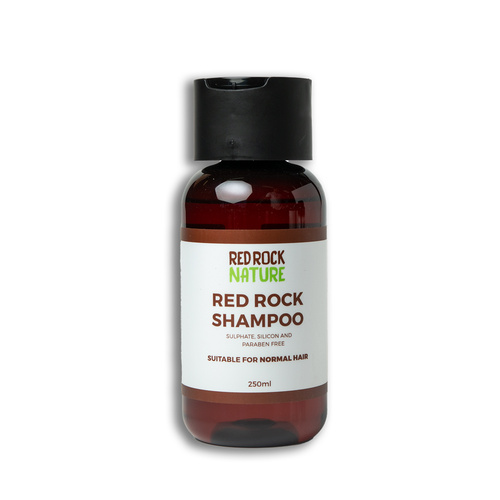 Red Rock Normal Hair Shampoo 250ml