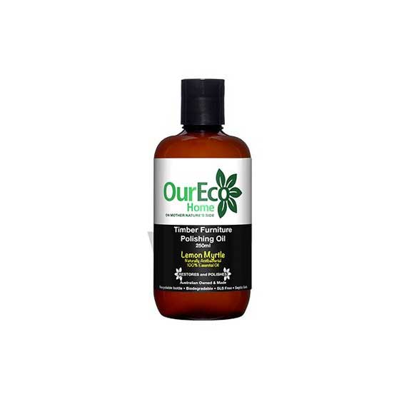 Our Eco Home Timber Furniture Polishing Oil -250ml